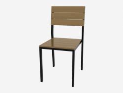 Stuhl (dunkel)