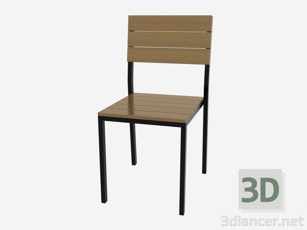 3d Model Chair Dark Manufacturer Ikea Id 16625