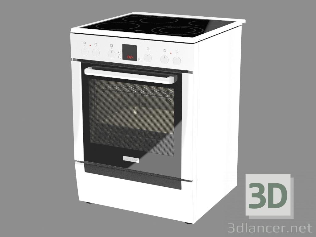 3 डी मॉडल इलेक्ट्रिक HCE 744,223 आर (85h60h60) - पूर्वावलोकन