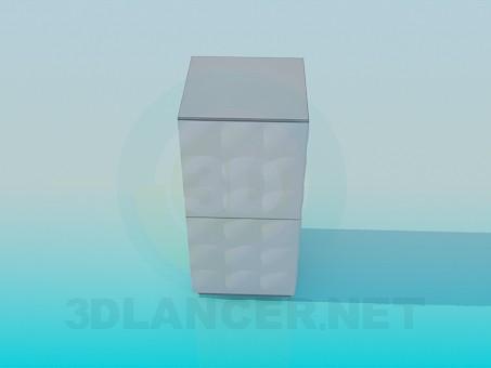 descarga gratuita de 3D modelado modelo Gabinete