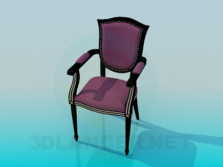 3d model Soft Chair - preview