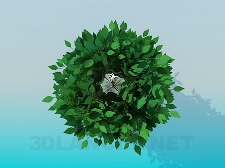 modelo 3D Bush - escuchar