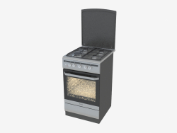 Gas cooker FCGX 53020 Integra