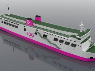 MV Saint Thomas Aquinas