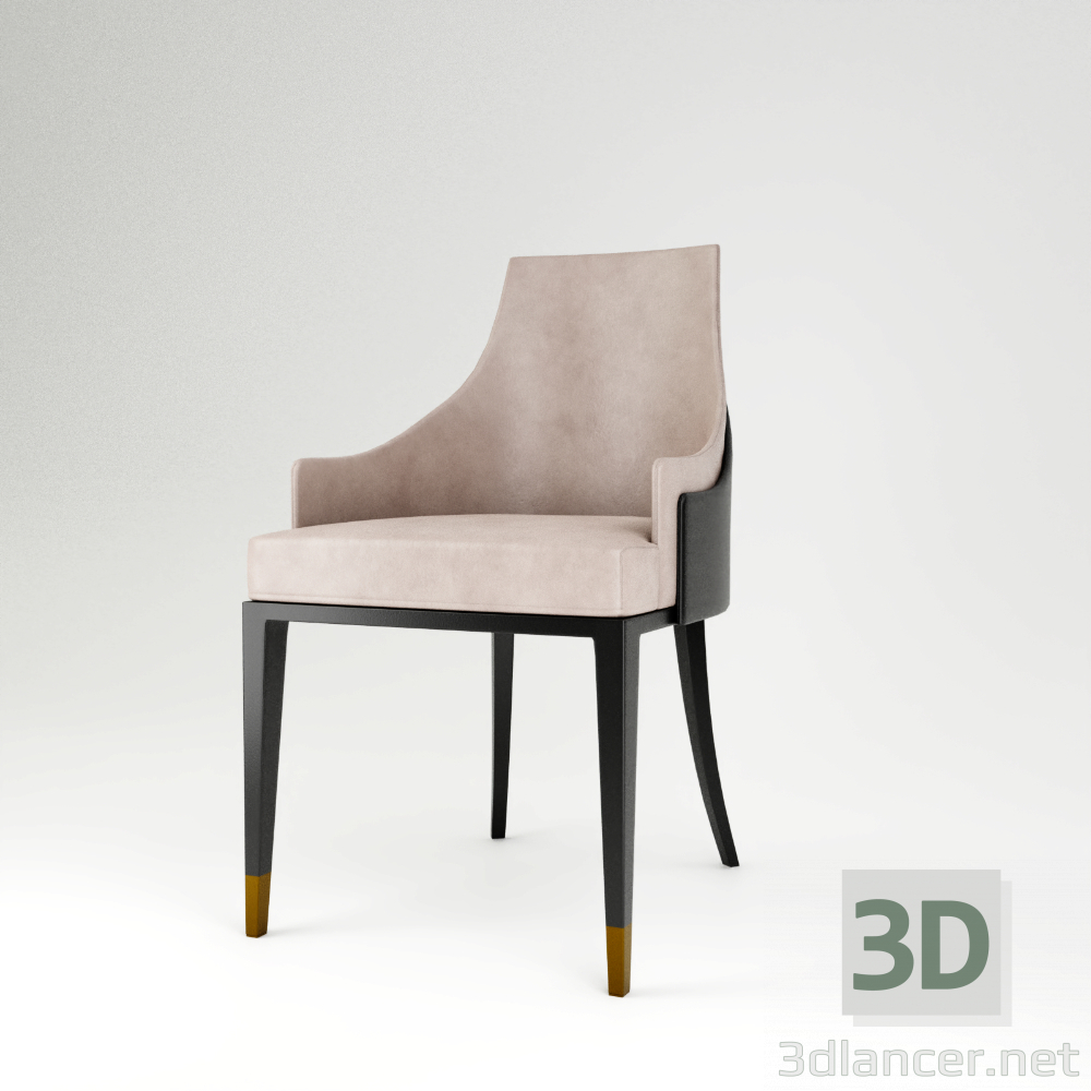 3d model Bryant Dining Chair - preview