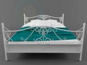 вінтажна ліжко