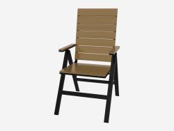 Folding chair (dark)