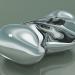 3d model Bowl Bouble (Platinum) - preview