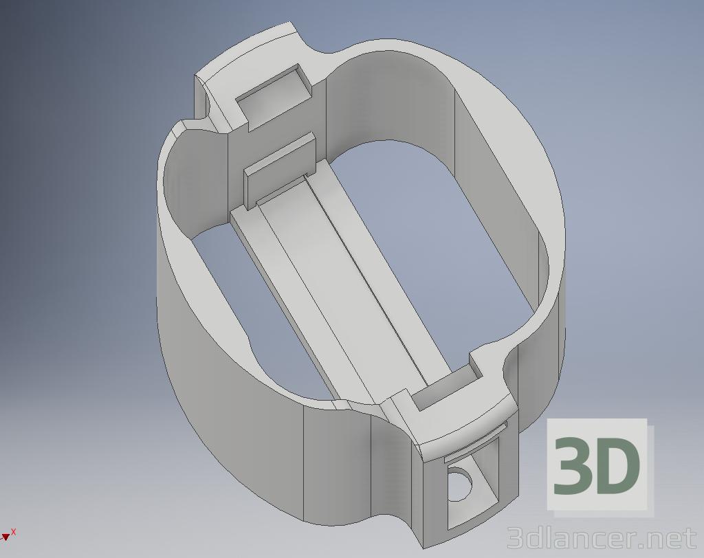 3d Electric socket model buy - render