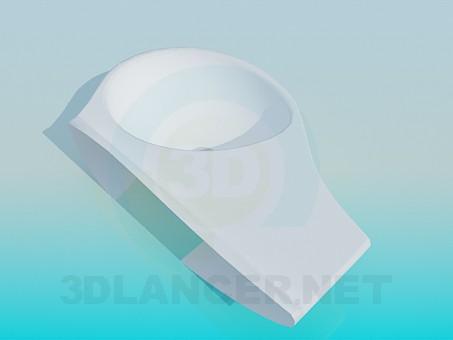 3d model Little sink - preview