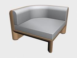 Sofa (component) Corner Module 8851 8855