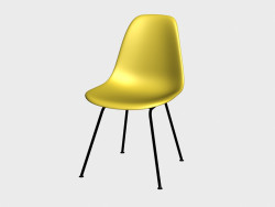 Стілець Eames Plastic Side Chair DSX