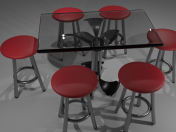 Tabel and Chairs - Table and Chairs