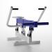 3d Outdoor simulator rowing model buy - render