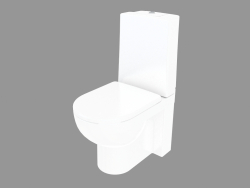Toilet bowl ARTic 4310