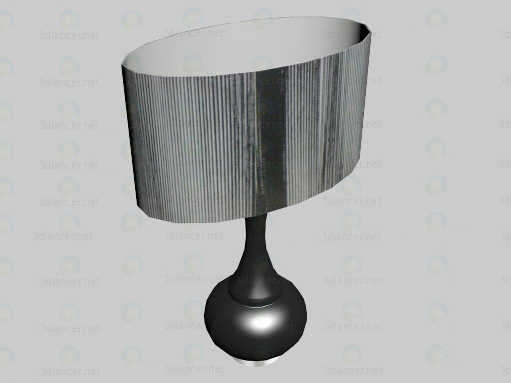 modelo 3D Luz Senso VOX - escuchar