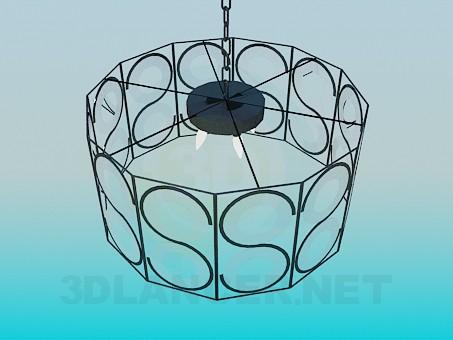 modèle 3D Le Luminaire - preview