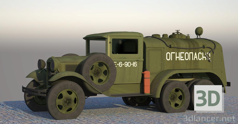 3d model Bz-38 - preview
