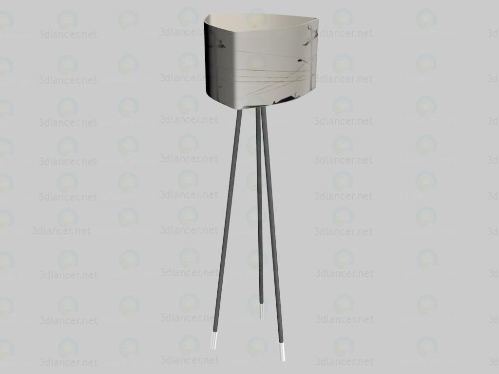 3d модель Лампа Skate VOX – превью