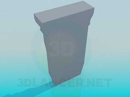 modelo 3D Bajo más reciente - escuchar