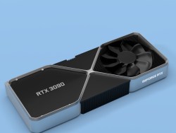 Видеокарта Nvidia Geforce RTX 3090