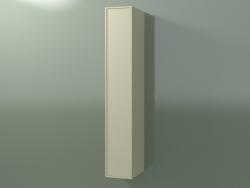 Pensile con 1 anta (8BUAEDD01, 8BUAEDS01, Bone C39, L 24, P 36, H 144 cm)