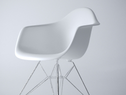 Chair Eames DAR White
