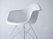 Chair Eames DAR White