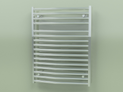 Heated towel rail - Flores C CH (770 x 600 mm)