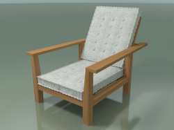 Outdoor teak deck chair InOut (09)