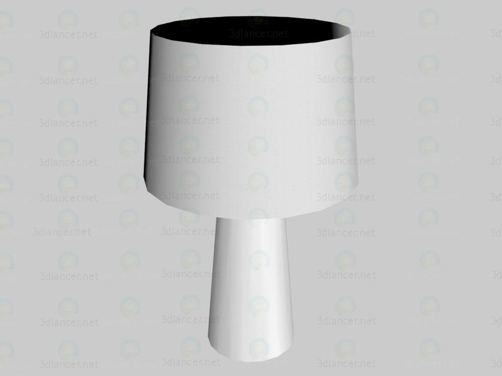 modelo 3D Lámpara Sophia - escuchar