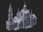 Cintre. Église Znamenskaya