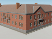 House corner 1-452-5