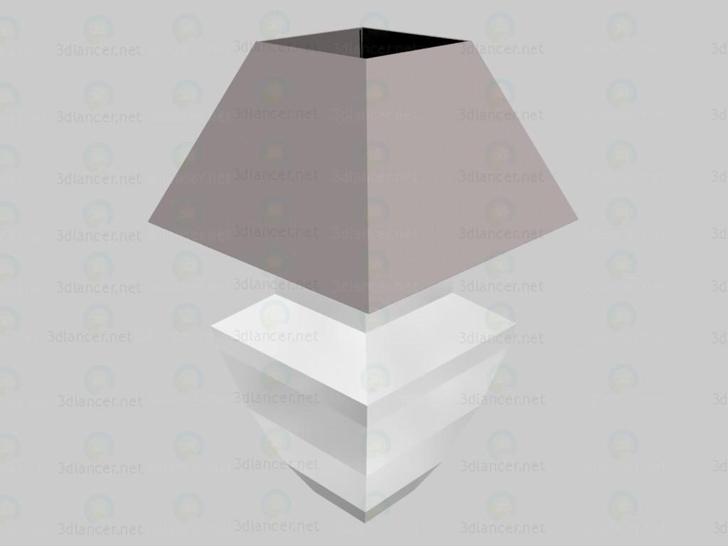 3d модель Лампа Vinci – превью