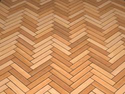 Textura de suelo de parqué
