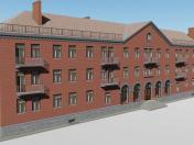 Three-storey house 1-452-8