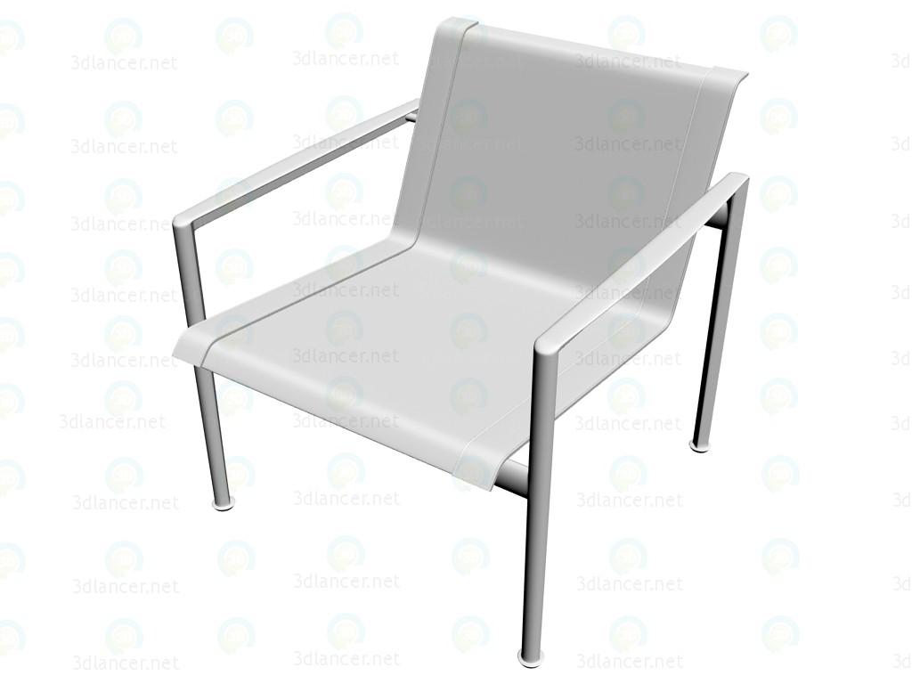 3d model armchair 1966 25 manufacturer b b italia id 14064