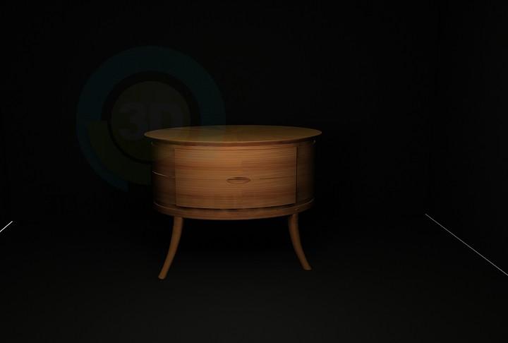 3d модель тумба від Ceccotti – превью