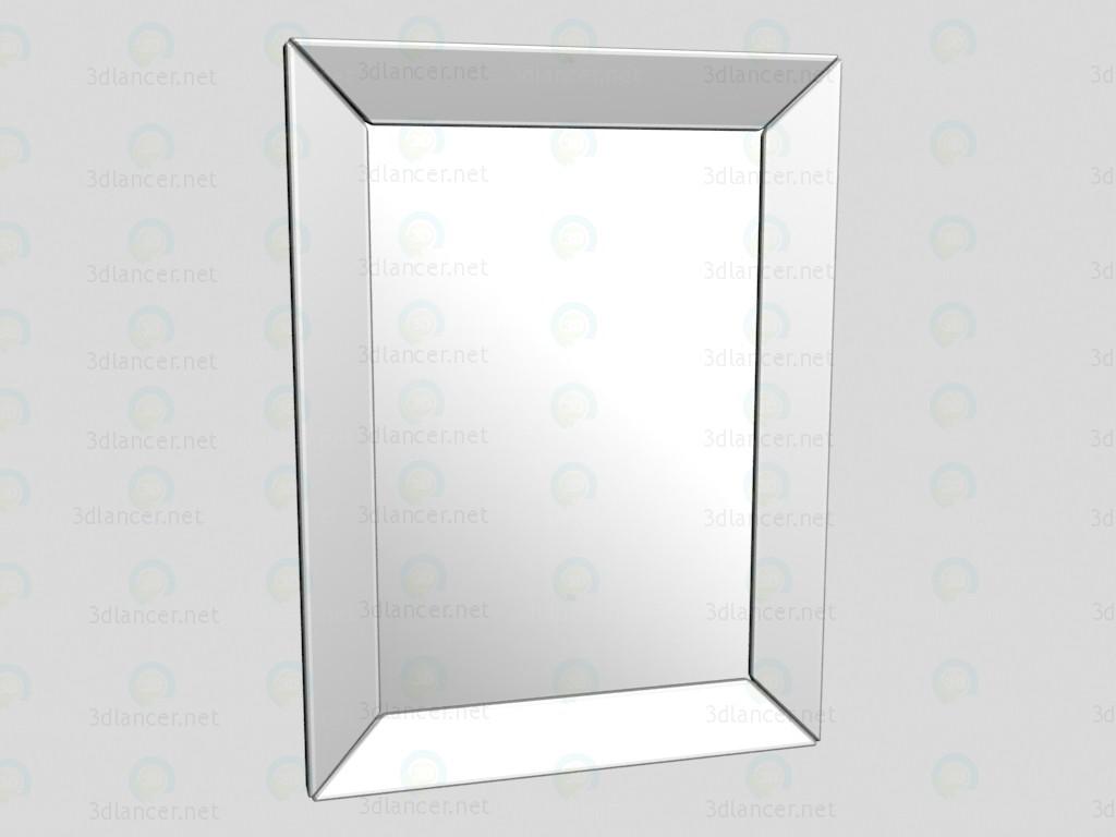 3d модель Зеркало Alex – превью