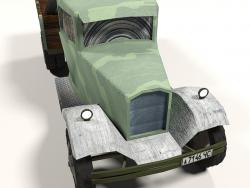 "The car GAZ-AA (""Polutorka"")"