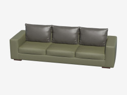 Triple Sofa droite Cambridge