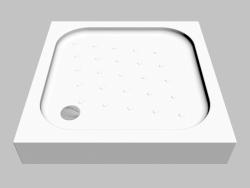 Square tray 90 cm Corner (KTC 041B)