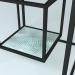 3d Square coffee table model buy - render