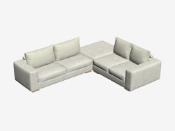 Modulares Sofa Ecke Cambridge