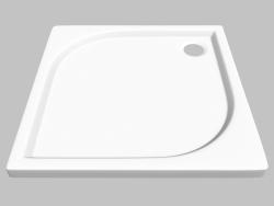 Square tray 80 cm Cubic (KTK 042B)