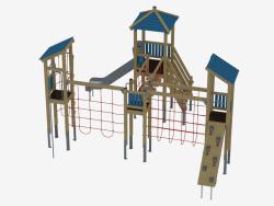 बच्चों का खेल परिसर (K1404)