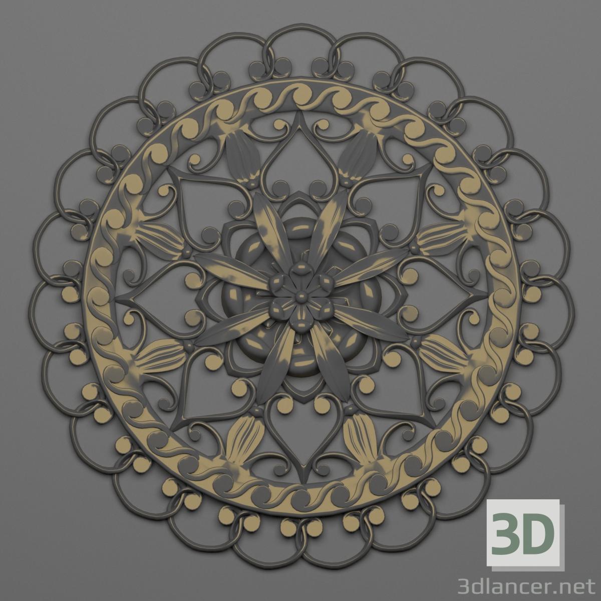 3 डी सजावट 41 मॉडल खरीद - रेंडर