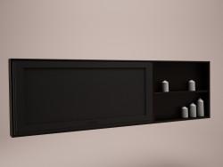 Regal für TV an der Wand