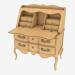 Klasik ofis 104 model ücretsiz 3D modelleme indir
