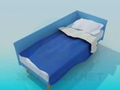 बिस्तर कोण